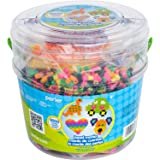 Perler Beads Fuse Bead Activity Bucket for Arts and Crafts, 8500 Beads (Tamaño: Limited edition)
