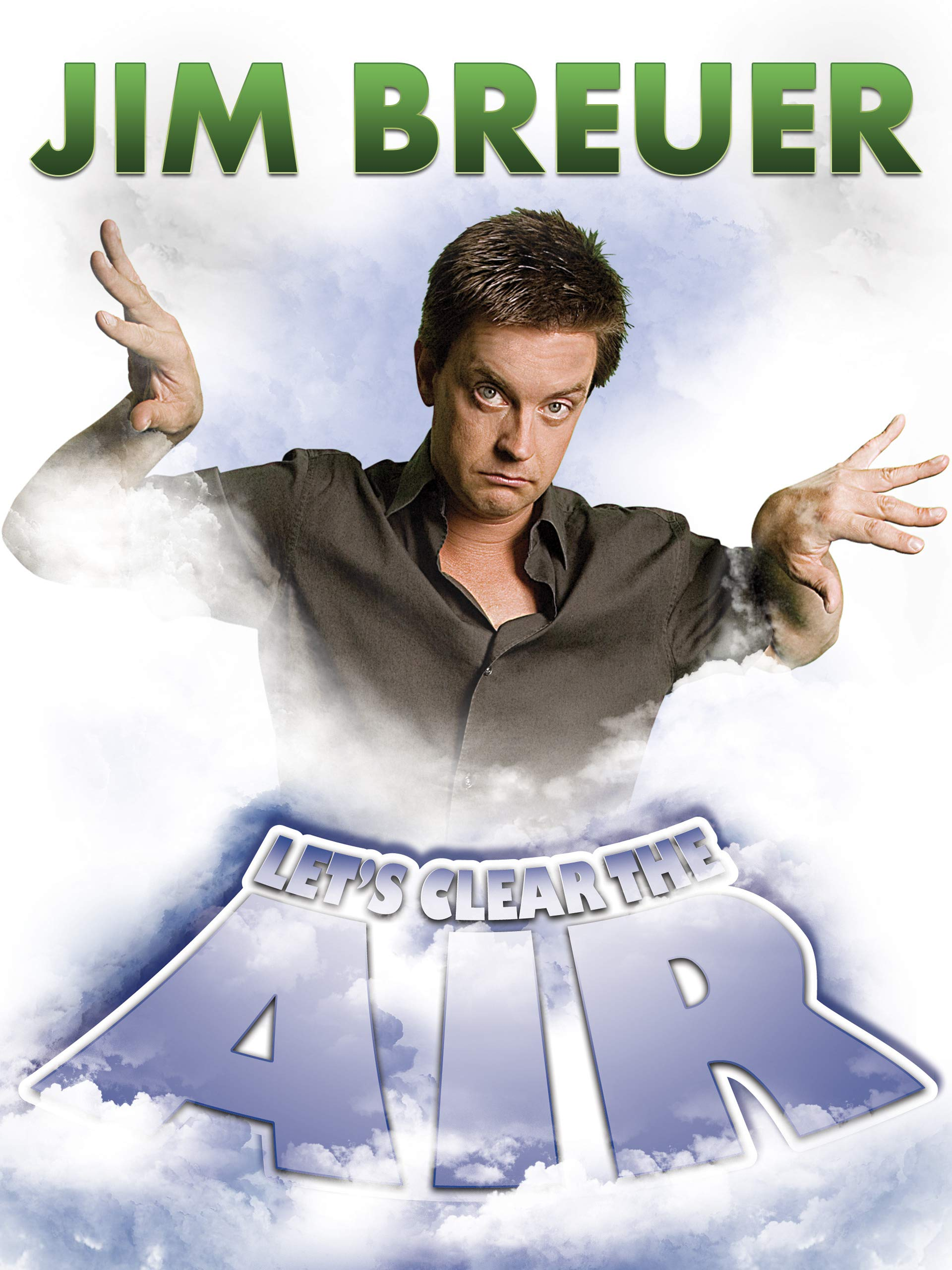 Jim Breuer: Let's Clear The Air on Amazon Prime Video UK