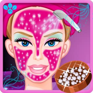 Game for Girls Diamond Spa from mGirly