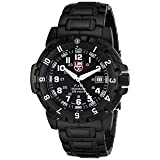Luminox Men's A.6402  F-117 Nighthawk Analog Quartz Sapphire Glass Watch (Color: Black)