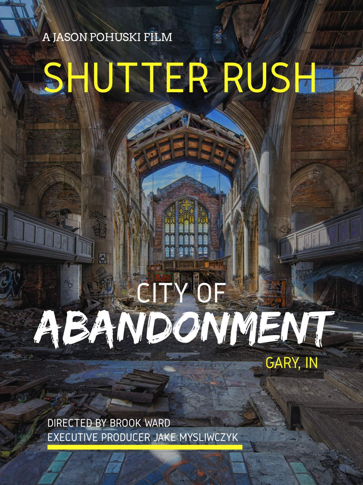 Shutter Rush - City of Abandonment