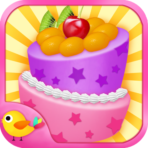 Cake Maker Salon Free (Kindle Tablet Edition)