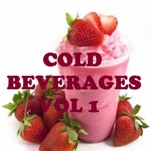 Cold Beverages Recipes Cookbook Vol 1