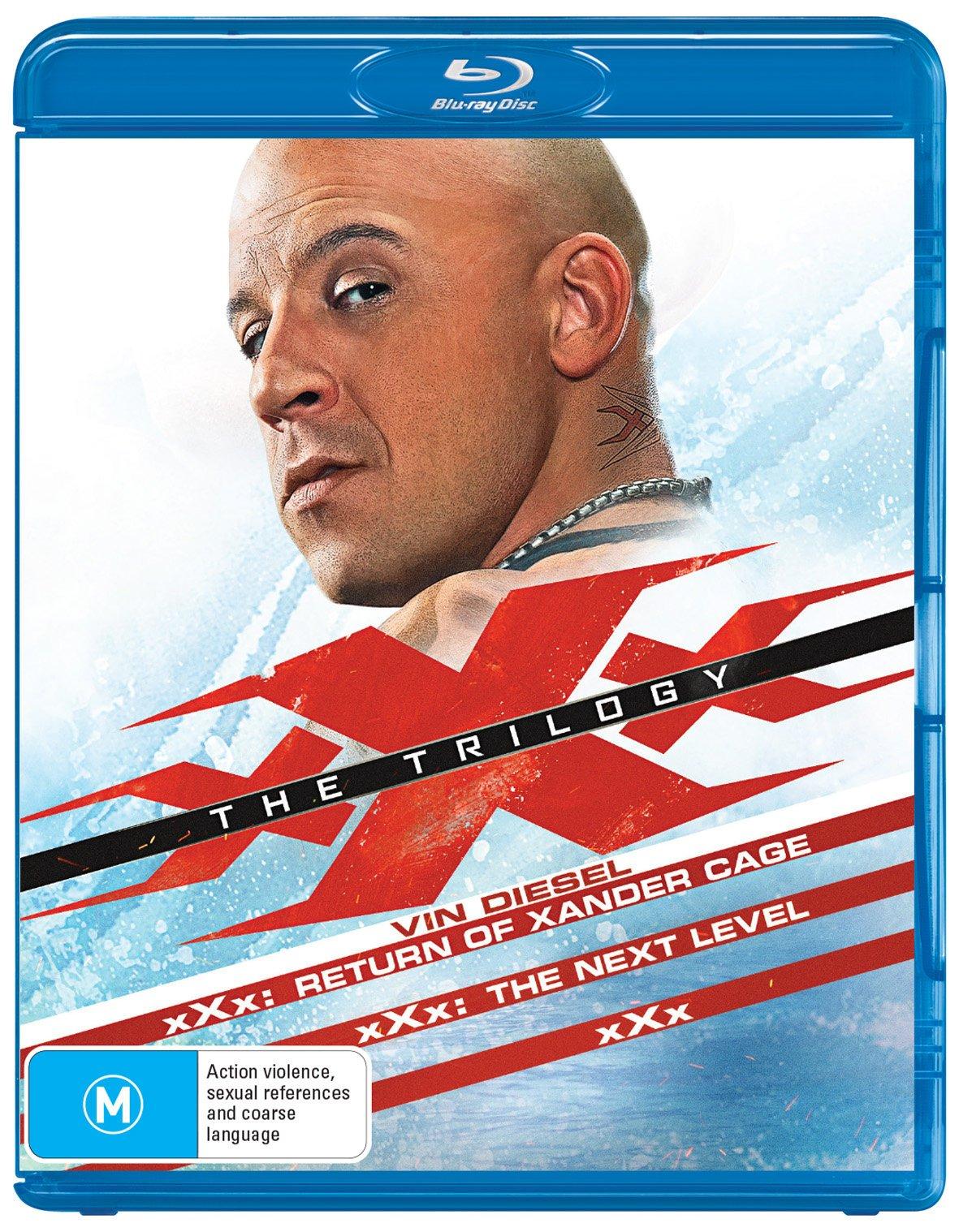 XXX Return Xander Cage