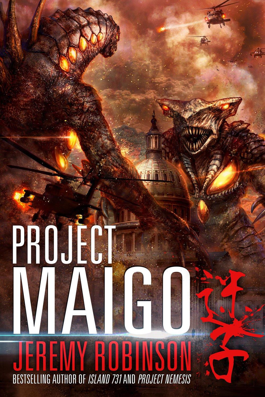 Project Maigo - Jeremy Robinson