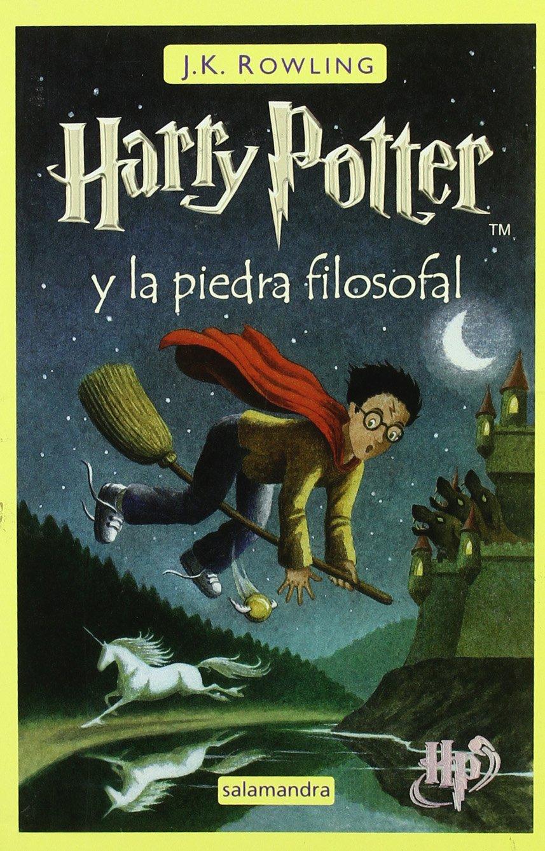 Harry Potter Book Rankings : Algunos de los libros que hay leer antes morir