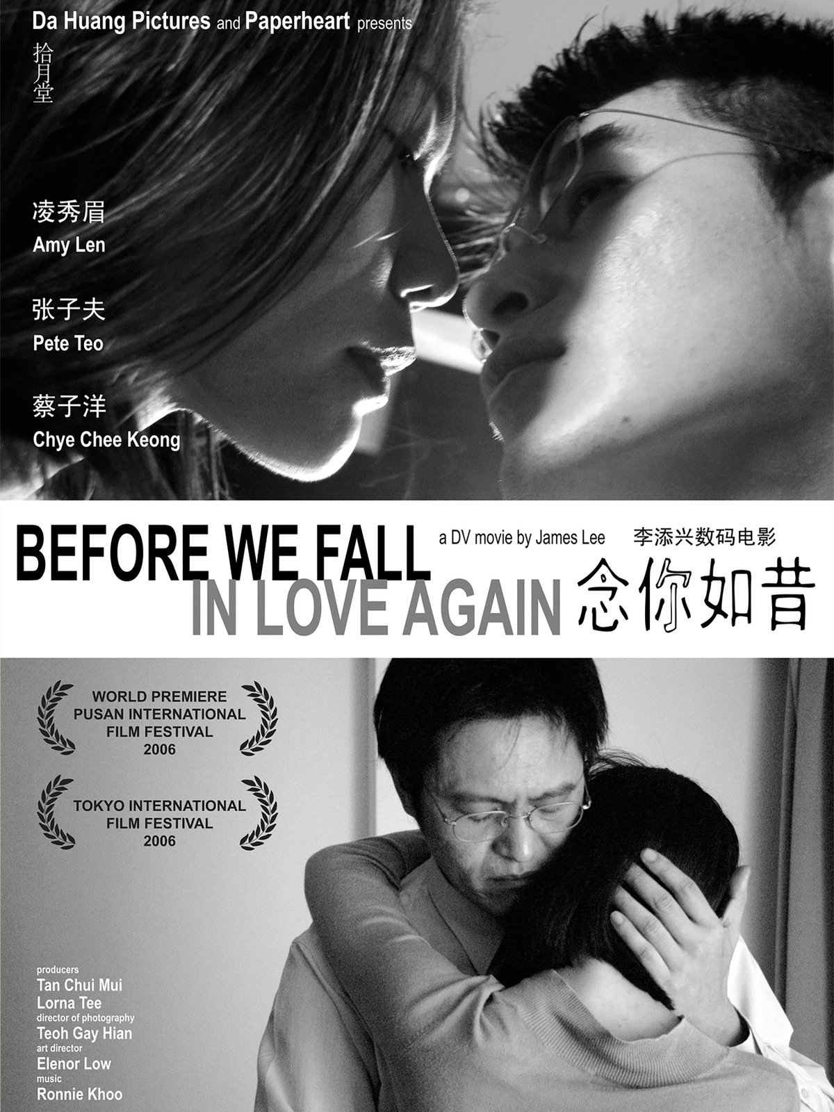 Before We Fall in Love Again