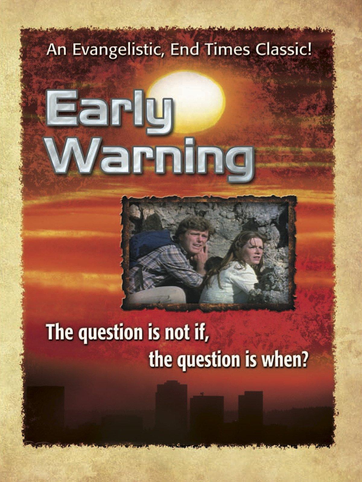 Early Warning on Amazon Prime Video UK