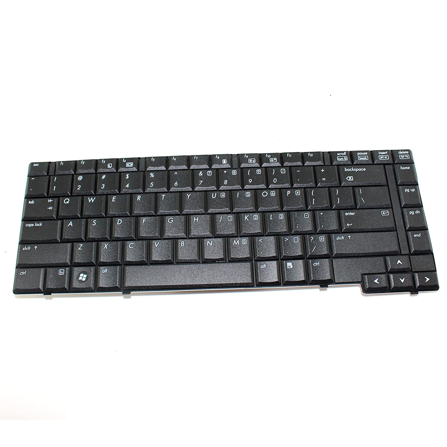 Generic New Black Laptop US Keyboard for HP Compaq 6530B 6535B Series Replacement Parts new ru for lenovo u330p u330 russian laptop keyboard with case palmrest touchpad black