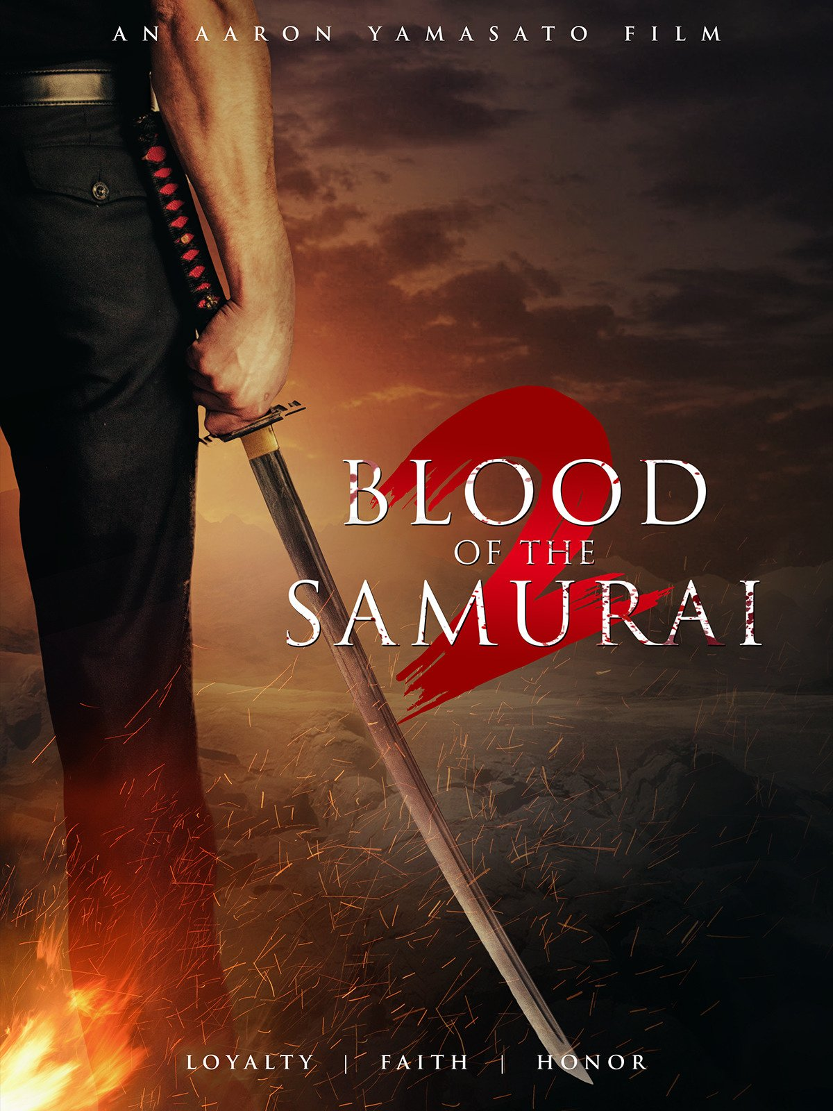 Blood of the Samurai 2 on Amazon Prime Video UK