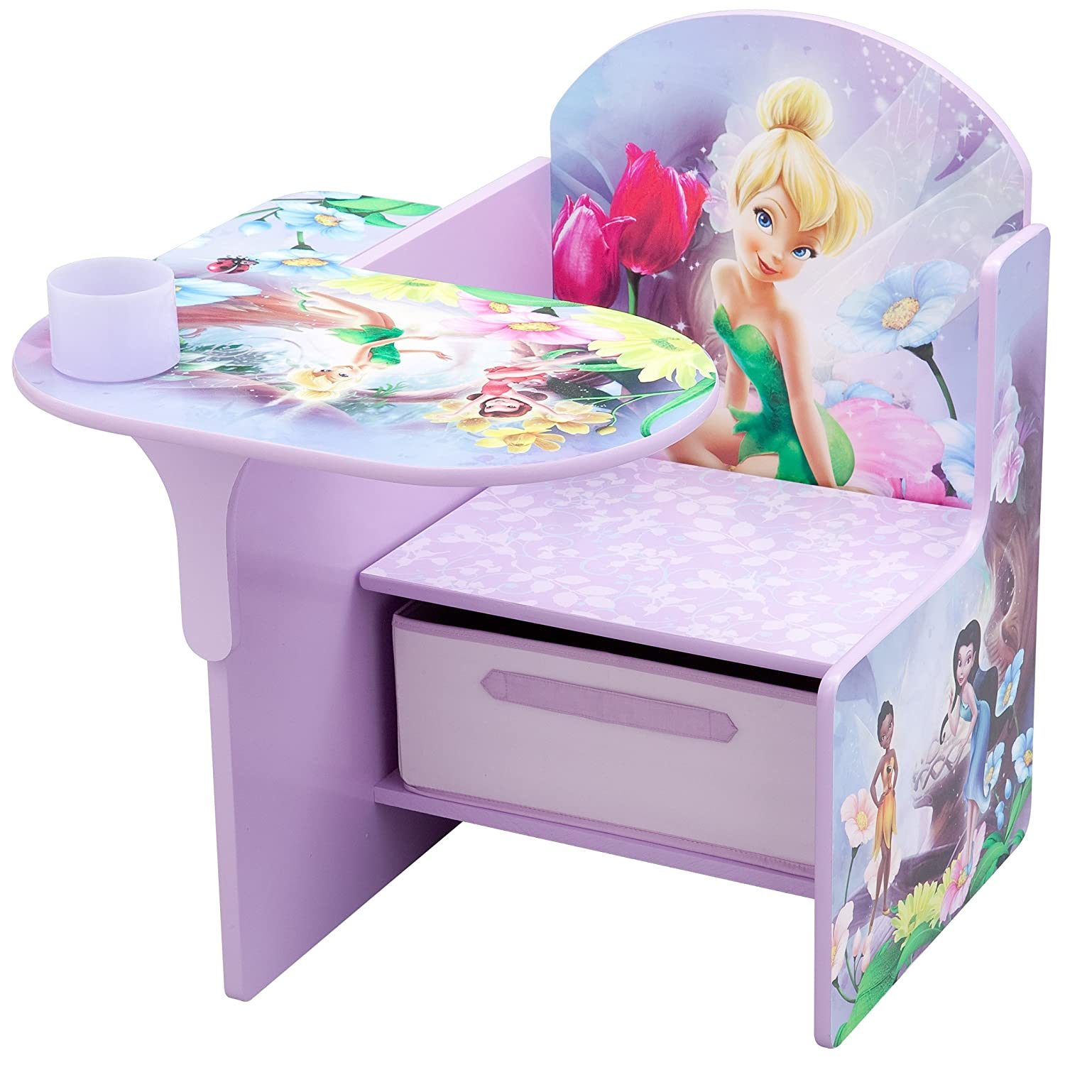 Tinker bell furniture totally kids totally bedrooms for Tinkerbell bedroom furniture