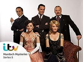 Murdoch Mysteries Series 5