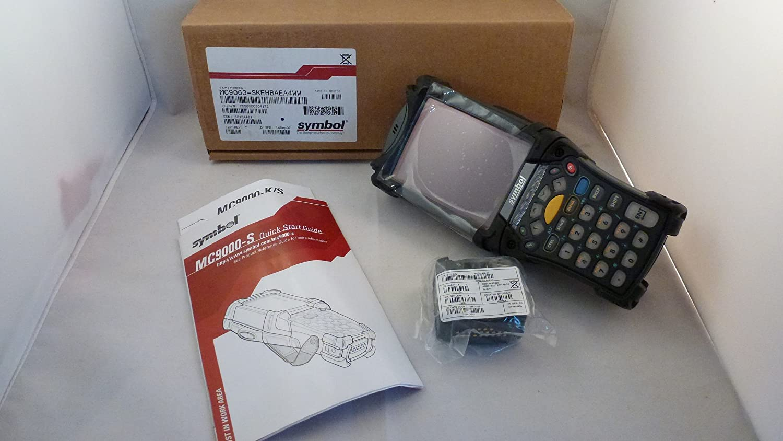 Motorola MC9063 Handheld (New-In-Box) - p/n: MC9063-SKEHBAEA4WW - 1D Laser Scanner / Sprint CDMA / Wifi / 64MB/64MB / Windows Mobile PPC 2003