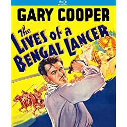 The Lives of the Bengal Lancer [Blu-ray]