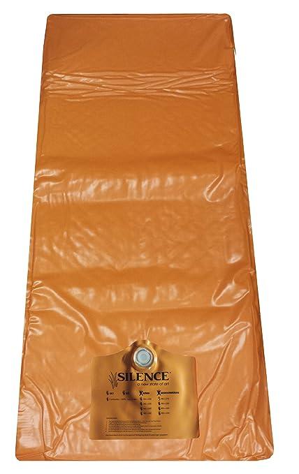 Silence® Qualitäts Wasserkern Softside Dual (200x220 cm)
