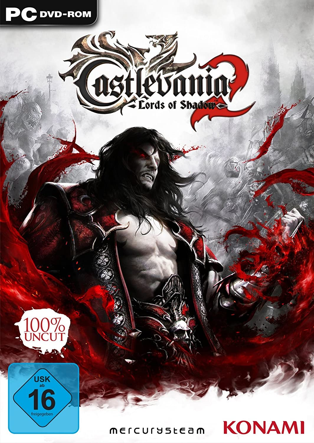 Castlevania: Lords of Shadows 2, PC