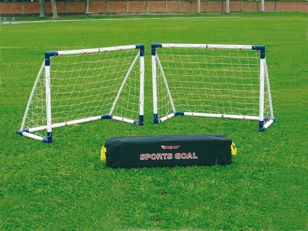 Fußballtor Set / Mini-Soccer Goal 16 Set (2 Tore) – für Kinder und Jugendliche aller Altersstufen geeignet! online kaufen