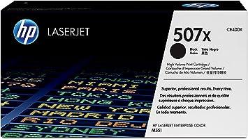 HP CE400X Cartouche de toner d'origine Noir