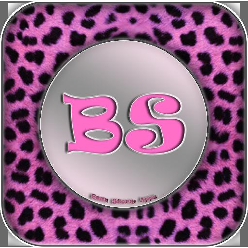 Pink Cheetah Theme for Facebook