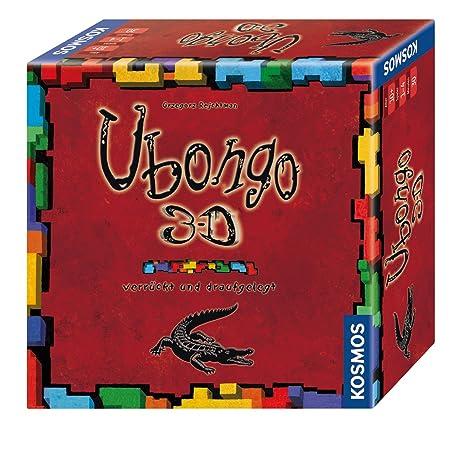 """Kosmos 6908470 - Jeu de société 3D """"Ubongo, Ubongo"""""""