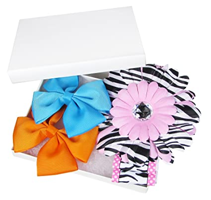 "HipGirl 36"" Bow Holder 2pc free hair bows."