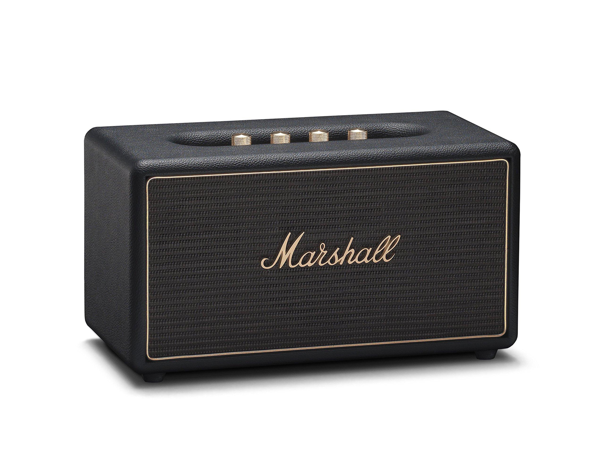 마샬 스탠모어 블루투스 스피커 멀티룸 와이파이 - 블랙, 크림 2종 Marshall Stanmore Wireless Multi-Room Wi-Fi and Bluetooth Speaker