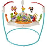 Fisher-Price Animal Activity Jumperoo, Blue (Color: Blue, Tamaño: One Size)