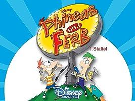Phineas und Ferb Staffel 1