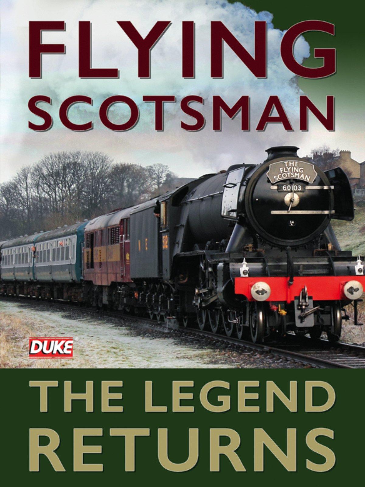 Flying Scotsman on Amazon Prime Instant Video UK