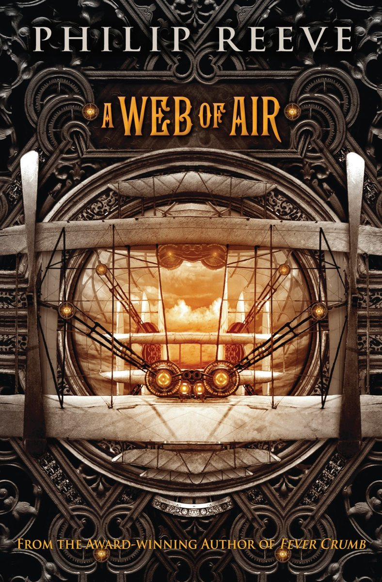 Web of Air is a young adult post ...