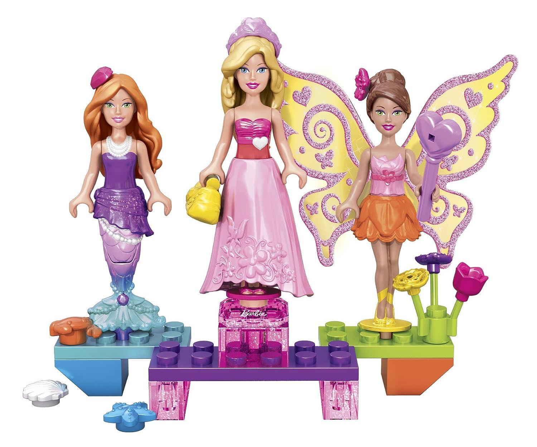 Mega Bloks 80171 – Barbie – Prinzessinnen Ball online bestellen
