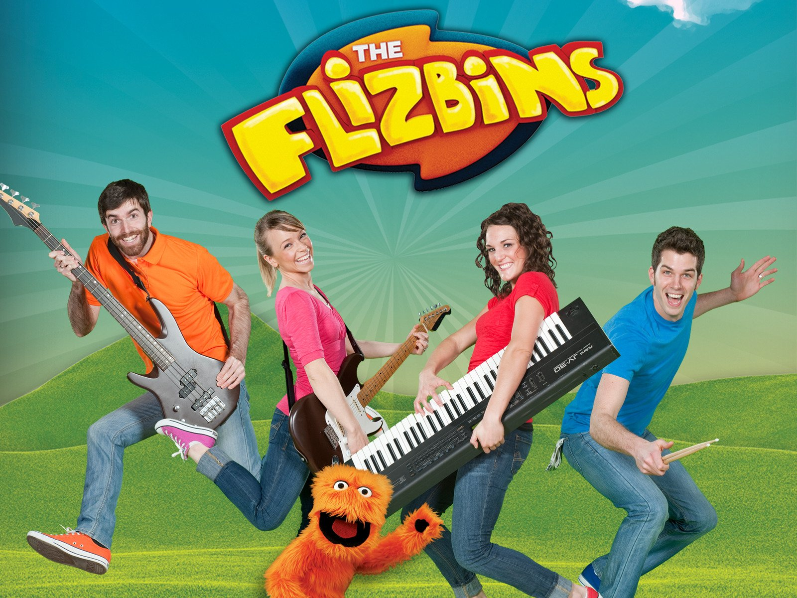 The Flizbins - Season 1