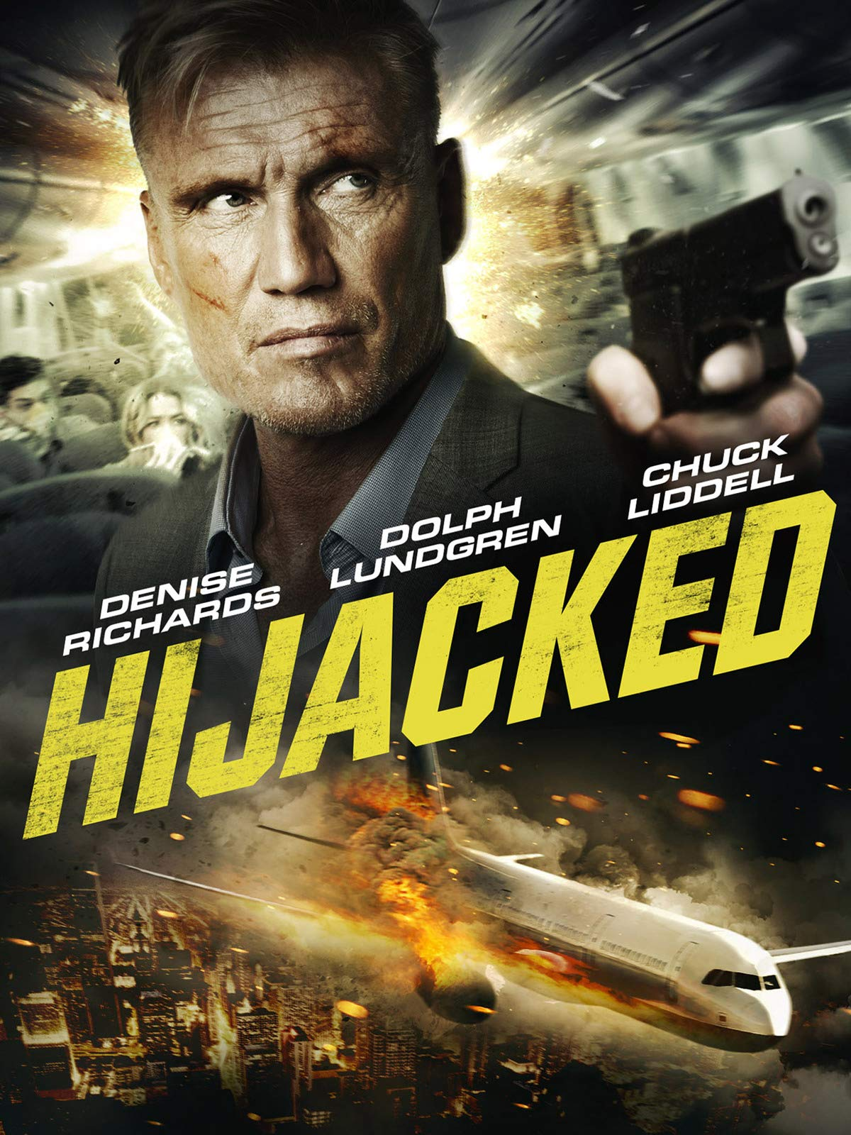 Hijacked on Amazon Prime Instant Video UK