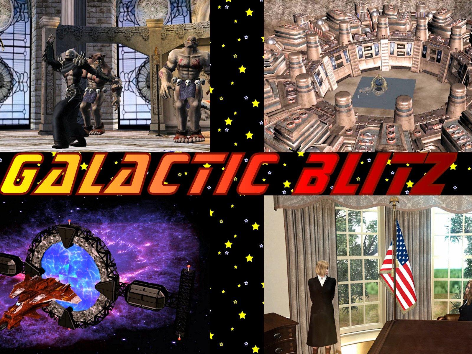 Clip: Galactic Blitz - Season 1
