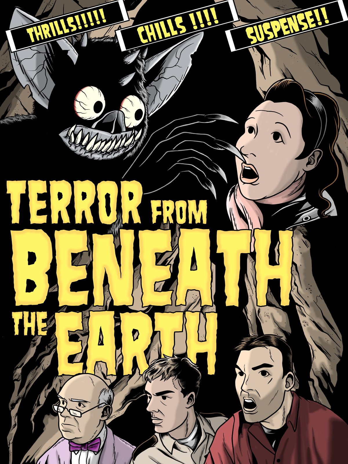 Terror from Beneath the Earth on Amazon Prime Instant Video UK