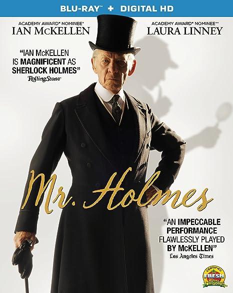 Mr. Holmes [Blu-ray + Digital]