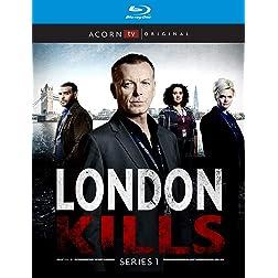 London Kills: Series 1 [Blu-ray]