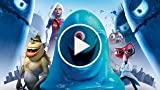 CGRundertow MONSTERS VS ALIENS for Xbox 360 Video...