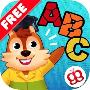 Awesome Shape Puzzles 123 Free - A fun way of learning first words for kids from GiggleUp Kids Apps & Educational Games
