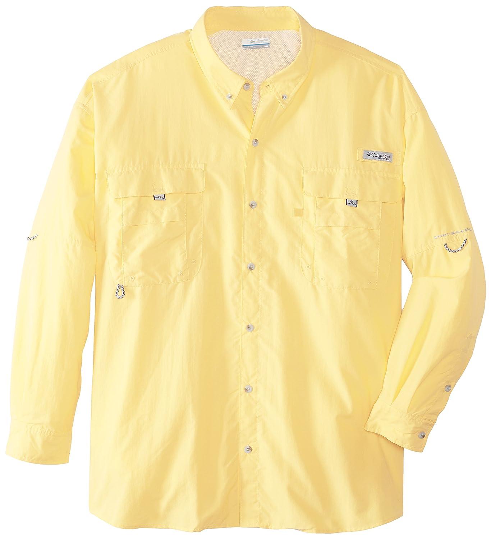 4xl Columbia Men's Bahama II Big Long Sleeve Shirt
