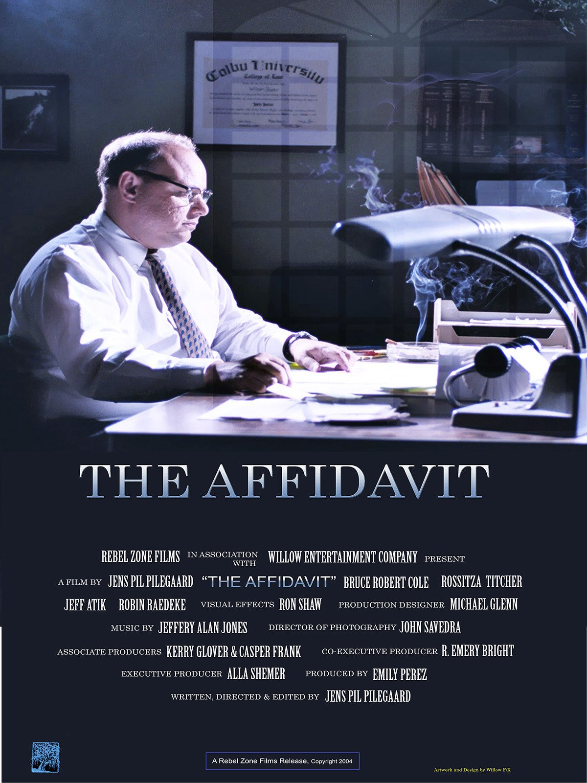 The Affidavit