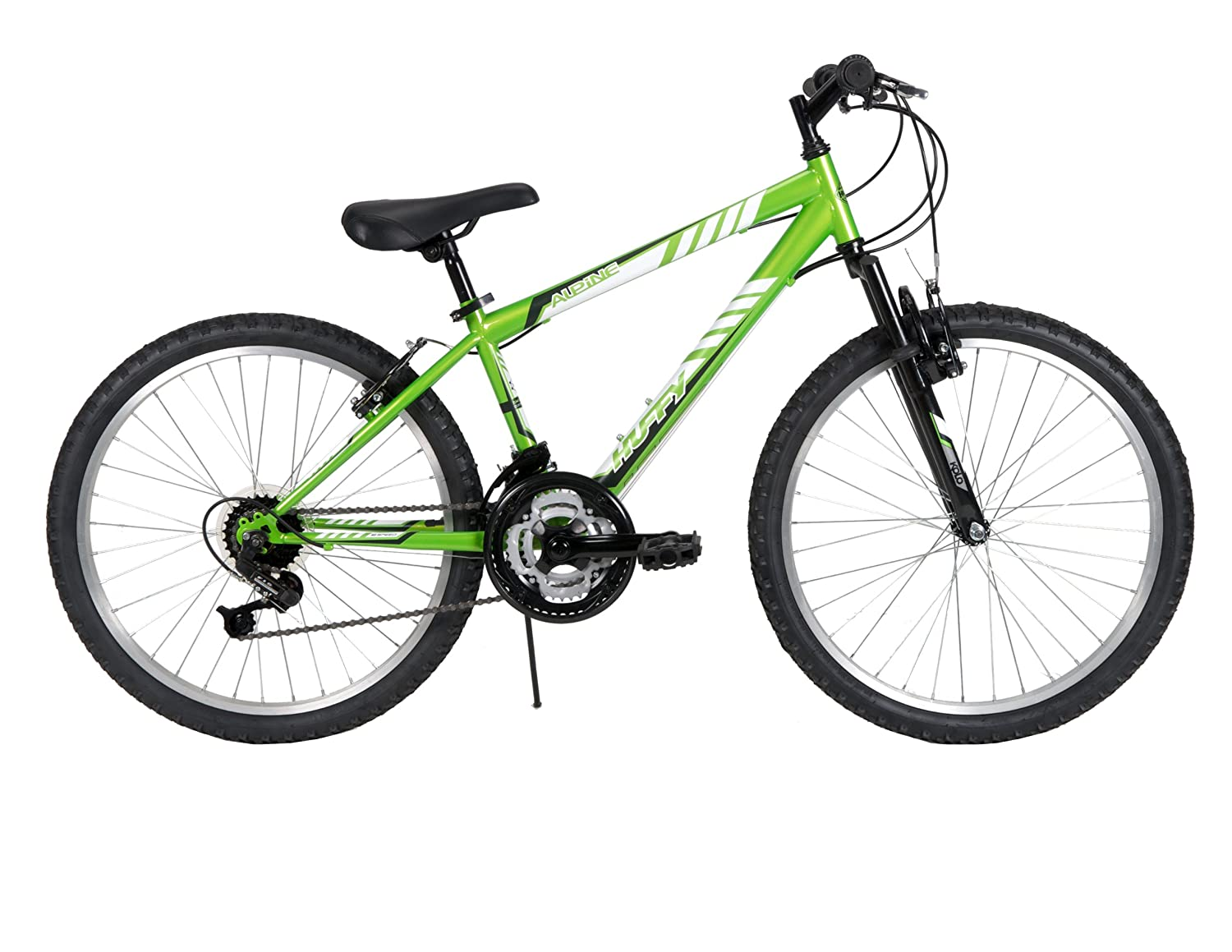 Bikes For Boys 24 Green Bike Acid Green Inch