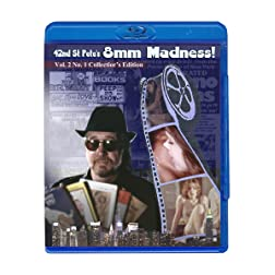 42nd Street Pete's 8mm Madness Volume 2 Number 1: The Rough and Raunchy Collection [Blu-ray]