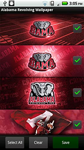 Alabama Crimson Tide Urban...
