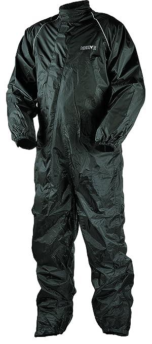 NERVE 1512050404_05 Hard Rain Combinaison de Pluie, Noir, Taille : XL