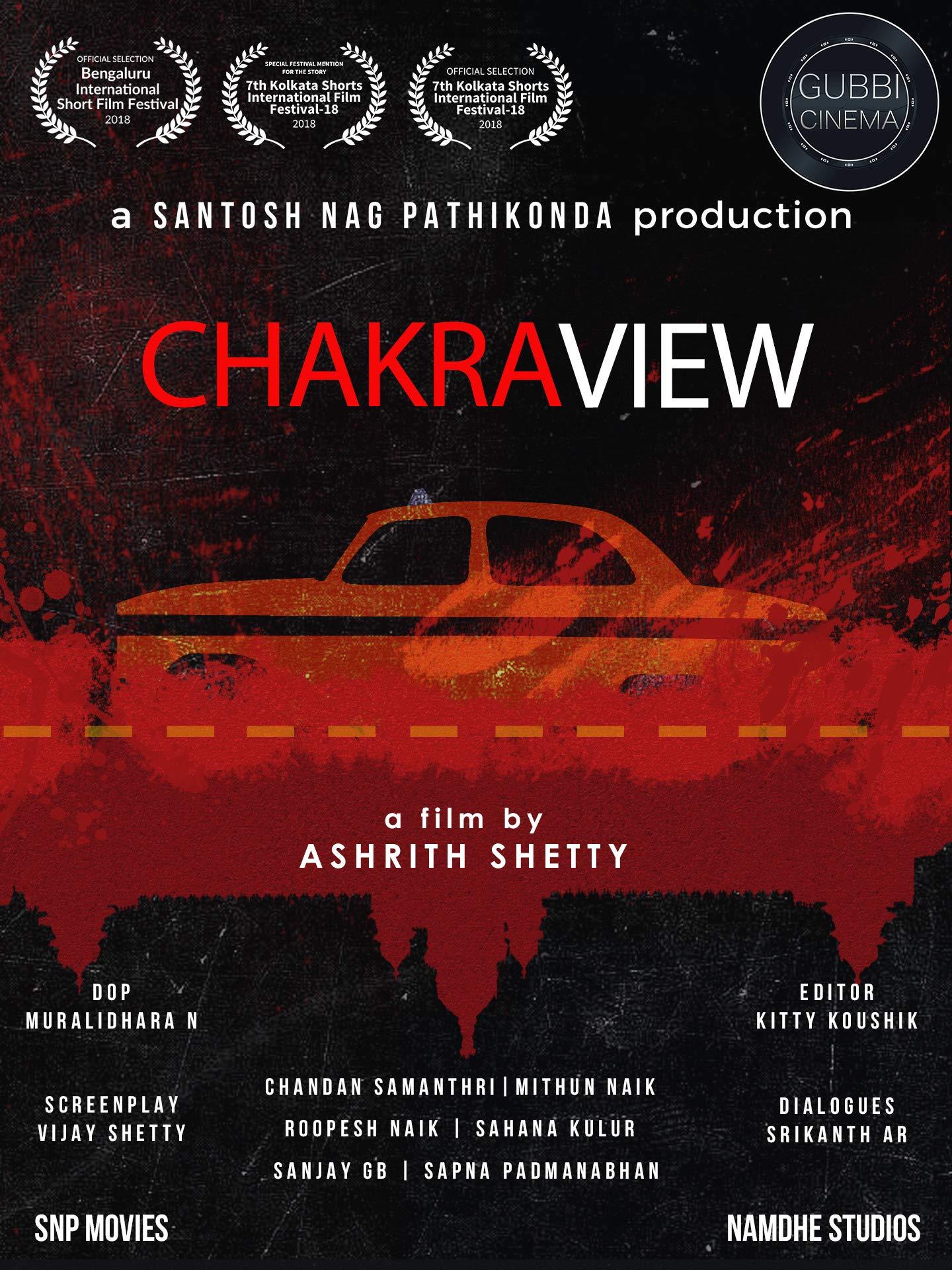 Chakraview