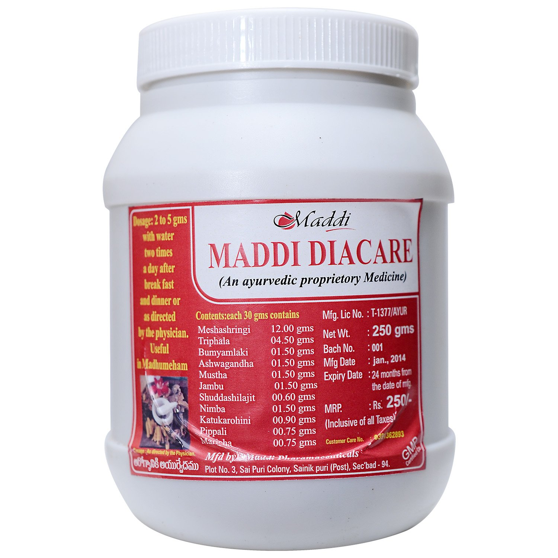 Maddi Health care 250gms