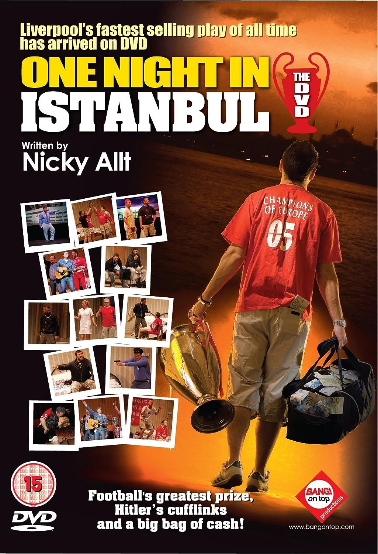 ერთი ღამე სტანბულში (ქართულად)  - One Night in Istanbul (2014)