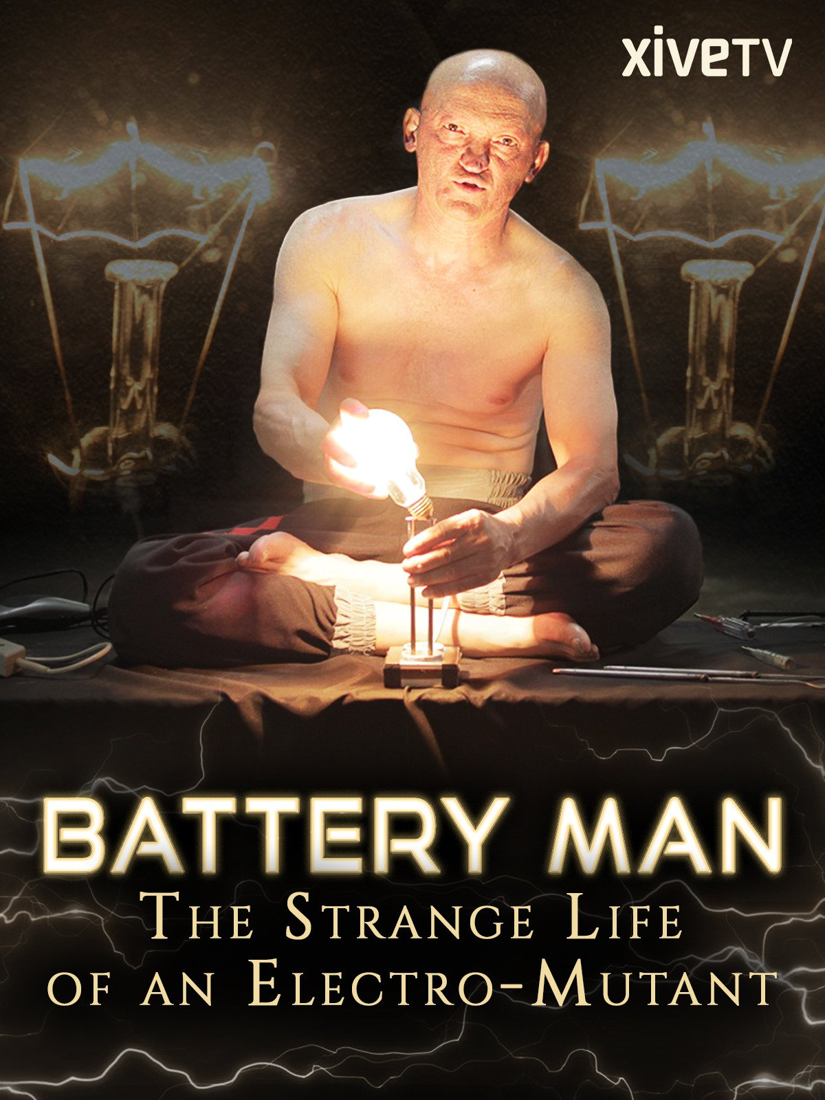 Battery Man: The Strange Life of an Electro-Mutant