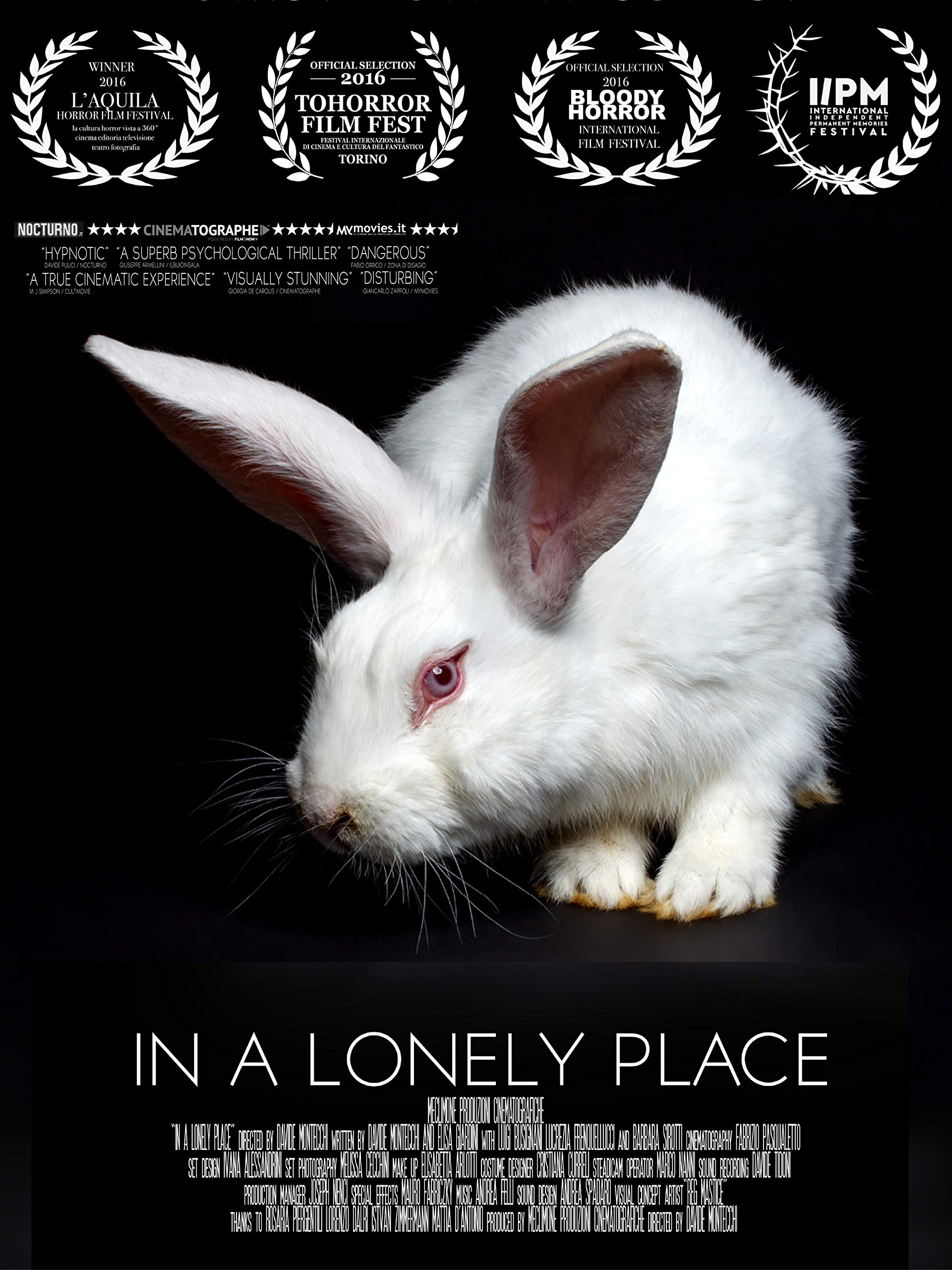 In a lonely place on Amazon Prime Instant Video UK
